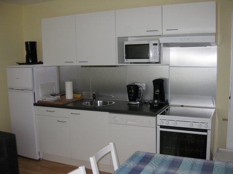 Furnished <strong>kitchen</strong>